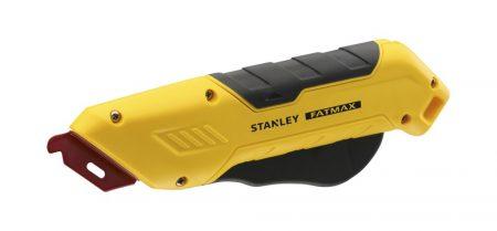 Fatmax nyomókaros doboznyitó biztonsági kés - balkezes kivitel (FMHT10362-0)