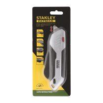 Fatmax behúzható pengéjű biztonsági kés, fém (FMHT10370-0)