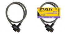 Stanley Biciklilakat kulcsos kábeles 12x900mm (S755-203)