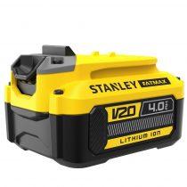 STANLEY® FATMAX® 18 VOLT-OS V20 LITHIUM-ION AKKUMULÁTOR (SFMCB204)