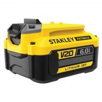 STANLEY® FATMAX® 18 VOLTOS V20 LÍTIUM-ION AKKUMULÁTOR (SFMCB206)