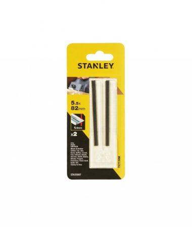 Stanley TCT gyalukések 5.5x82x1.1mm 2db (STA35007)