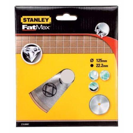 Stanley FatMax gyémánt tárcsa csempevágó 125mm (STA38007)