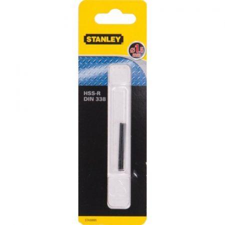 Stanley fémfúrószár HSS-R 1,5mm 3db (STA50005)