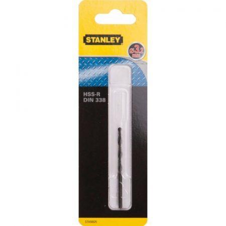 Stanley fémfúrószár HSS-R 3,2mm (STA50025)