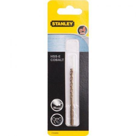 Stanley Kobalt fémfúrószár HSS-E 4mm (STA50092)