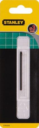 Stanley Csempe- és üvegfúrószár 3mm (STA53252)