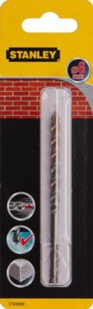 Precíziós kőzetfúrószár 6mm (STA58000)