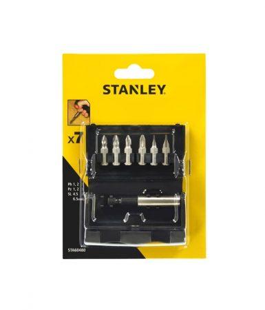 Stanley Bitfej készlet 7 részes (STA60480)