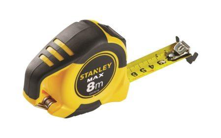 Stanley Max mérőszalag 8m (STHT0-36118)