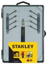 Stanley Precíziós csavarhúzó készlet 8 részes (STHT0-62629)