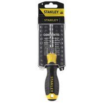 Stanley Multi csavarhúzó készlet 34 részes (STHT0-70885)