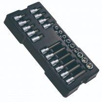 Stanley Transmodule rendszer 24 részes 1/2 bit dugókulcs készlet (STMT1-74176)