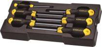 Stanley Transmodule rendszer 6 részes cushion grip Torx csavarhúzó készlet (STMT1-74182)