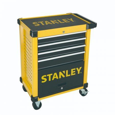 """Stanley Transmodule rendszer 27"""" 4 fiókos görgős szerszámszekrény (STMT1-74305)"""