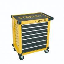 """Stanley Transmodule rendszer 27"""" 7 fiókos görgős szerszámszekrény (STMT1-74306)"""