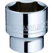 """Stanley 1/2"""" 6 pontos dugókulcs 19mm (STMT72944-8B)"""