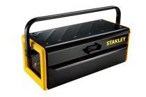 """Stanley 16""""-os fém szerszámláda, harmónikás (STST1-75507)"""