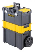 Stanley Essential 3in1gurulós szerszámláda  STST1-80151