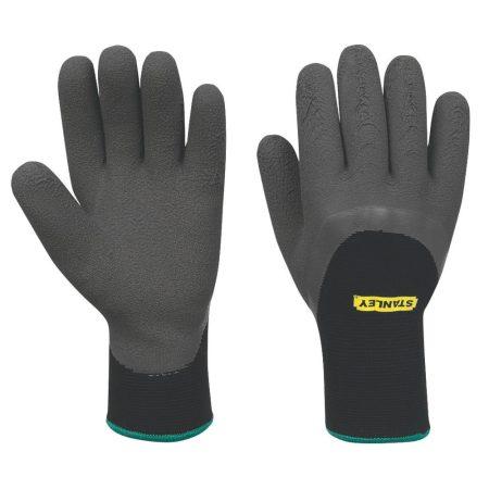 Stanley Mártott téli textil kesztyű méret L (SY600L)