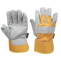 Stanley Bélelt téli kesztyű textil/bőr méret L (SY780L)