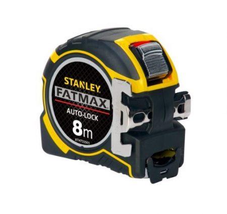 Stanley FatMax Autolock mérőszalag 8méter (XTHT0-33501)
