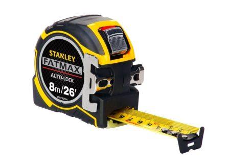 Stanley FatMax Autolock mérőszalag 8m/32mm (XTHT0-33504)